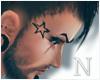 N | Face Tatt  1