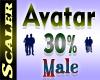 Avatar Resizer 30%