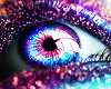 ^LT^Glitter Pink&Blu Eye
