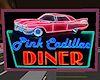 Pink Cadillac Diner bun1
