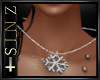 Snowflake Necklace V1