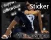 [GD] Support Sticker
