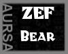 (1A)Zef Bear