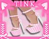 Babygirl Pink Heels
