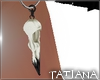 lTl Raven Skull Earrings