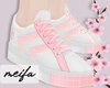 🌸 Plaid-Pink Shoes