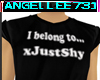 TEE-I BELONG TO JUSTSHY