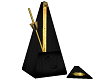 Black&Gold Metronome