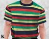 *K*Colors Stripes TShirt