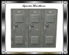 Sports Equipment Lockers