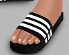 r.  Black Sandal