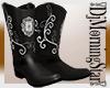 BLK Cowboy Boots detail