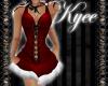Sexy Santa Girl Red