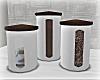 [Luv] Coffee & Tea Jars
