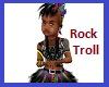 Kids Rock Trolls Dress