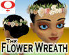 Flower Wreath -Womens