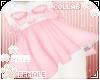 [Pets] Eve dress | rose