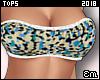 E| Leopard Bandeau Sexy