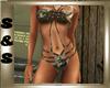 Cammy Army Bikini