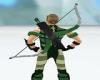 [RLA]Green Bow And Arrow