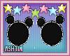 ! KIDS Mouse Earrings