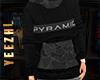Y. Grey Camo Pyramid