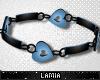 L: Heart Collar M B