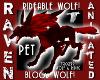 DEMON BLOOD WOLF!