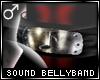 !T Sound bellyband [M]