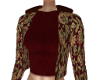 Para Flowered Jacket/Top