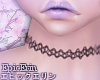 [E]*90's Tattoo Choker*
