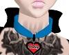 Light Blue Daddy Collar