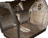 All elegant slate room