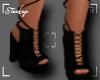 Offset heels