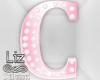 Baby Shower letter C