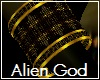 Alien God 6 Cuffs