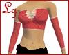 LG Woolen Red Top