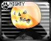 N: Pumpkin Head Unisex