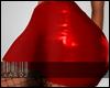 Red Skirt w/ Mesh