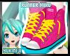 Runner Miku Shoes