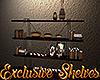 [M] Exclusive Shelves