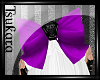 |T| RIP Dolly Bow-purple