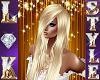 Hair Divine Blonde