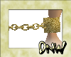 DNW Gold Ball N Chain