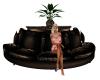 B&G Round Couch Half