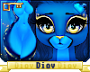 *D* Starry Furry Skin