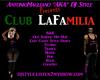 Club LaFamilia Sign FOX