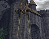Medieval broad sword
