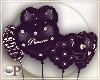 Black Princess Balloons
