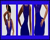 Blue Silk Mini BM